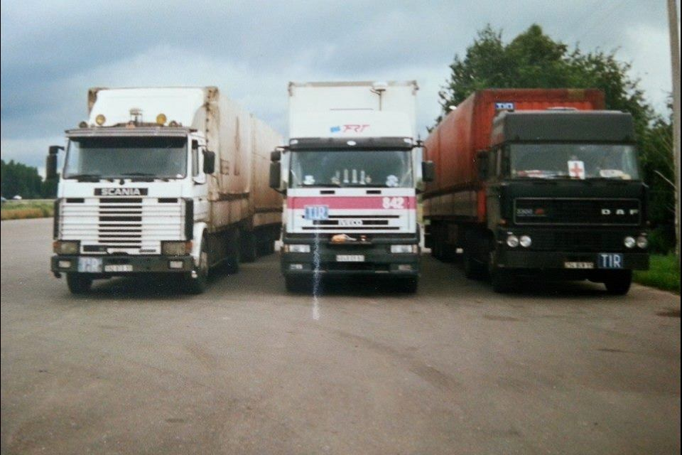 X Iveco Tony Monrosty