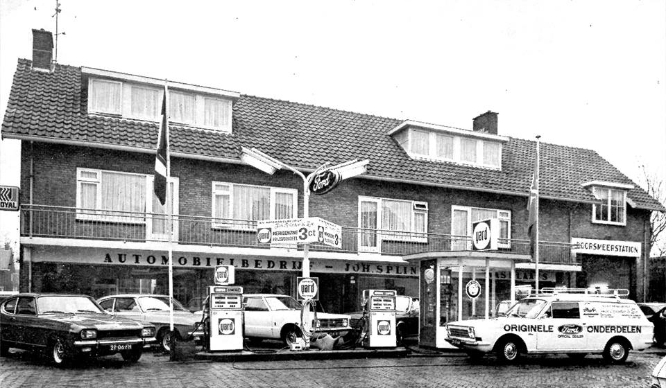 1972  Ford garage Splinter Amstelveen