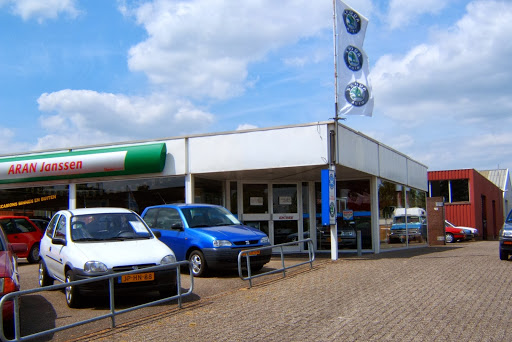 Janssen Garage Brunssum