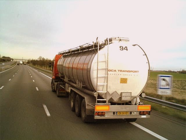 GCA TRANSPORT OP ROUTE