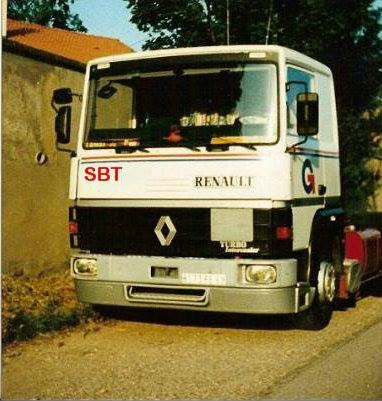 Renault SBT  photo Alain Patoyt