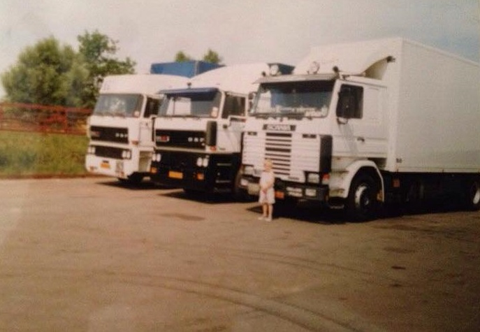 Z DAF Scania Sjef peters
