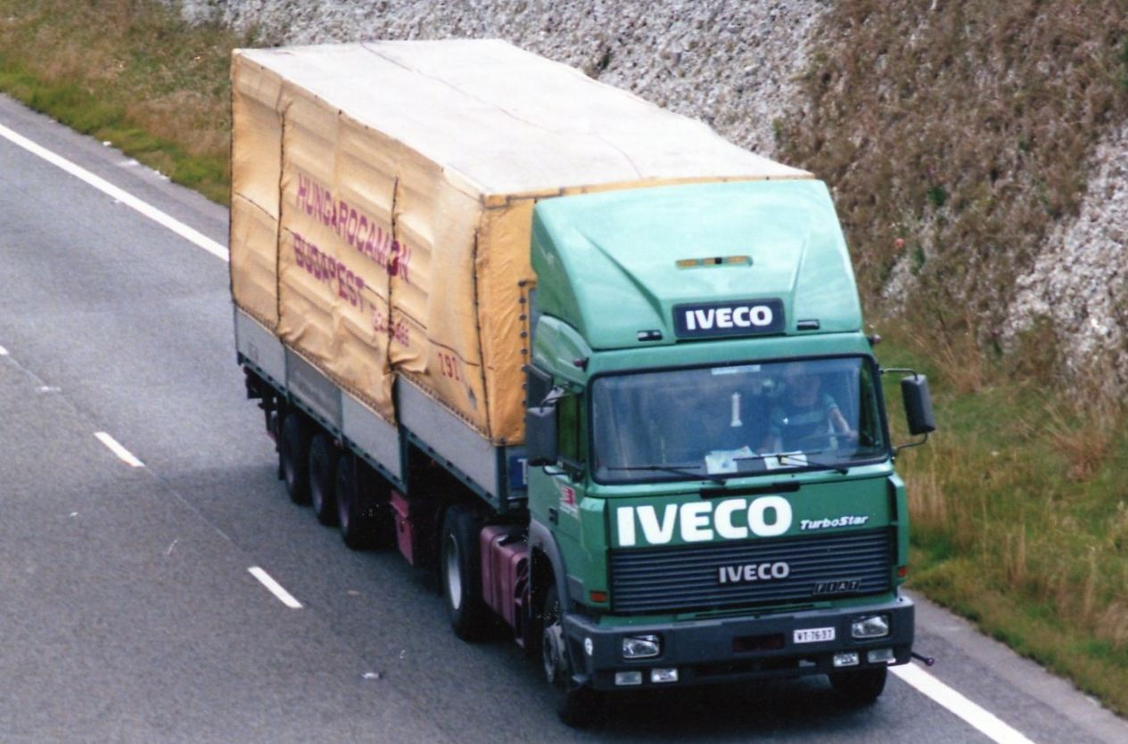 Iveco Turbu Star,,