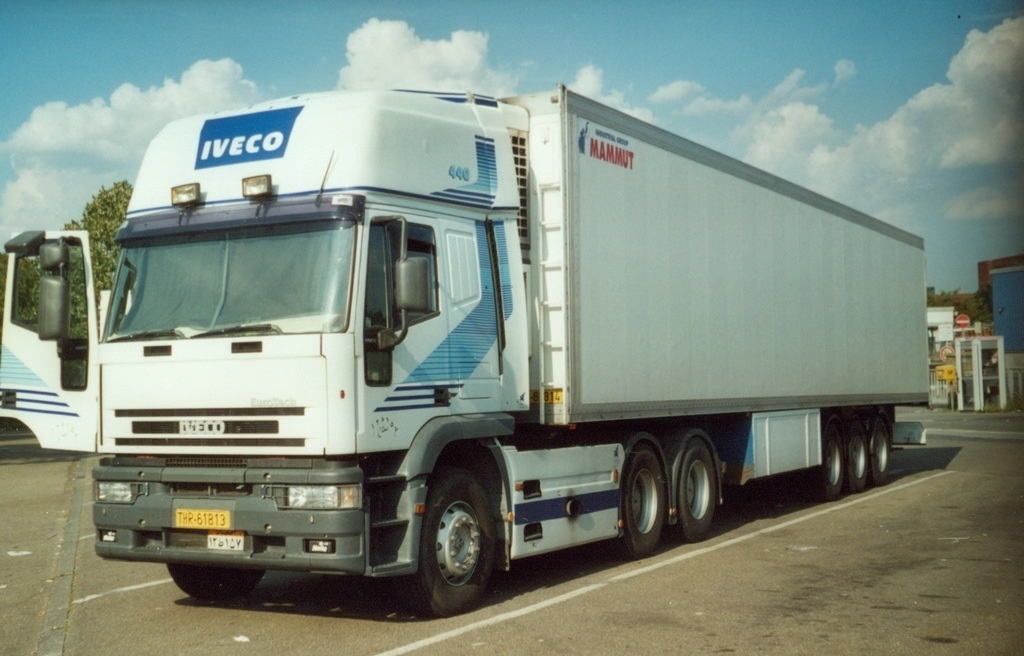 Iveco EuroTech 440 6X4