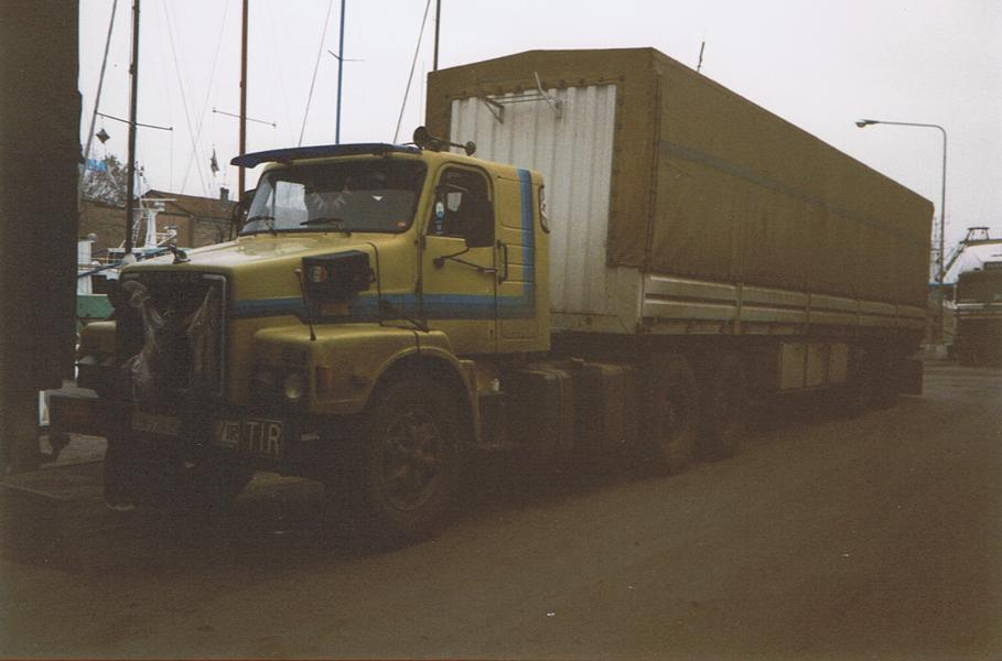 Volvo N 6X4 .haven rimini