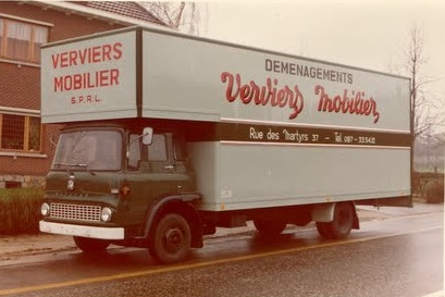 Verviers Mobilier Bedford
