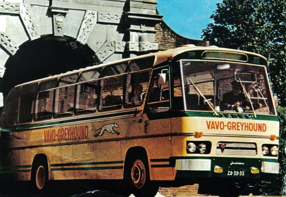 VAVO-Greyhound 120 ZB-52-35 Reliance 470 55V-2MU3L