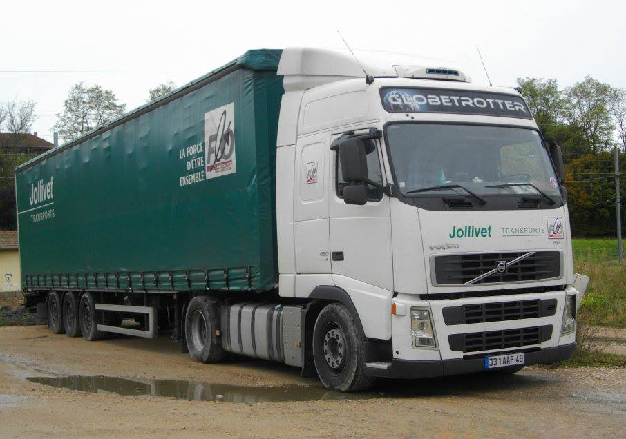 Volvo FH .,