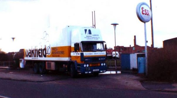 daf in Uk
