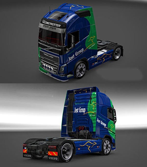FH 16 Volvo.