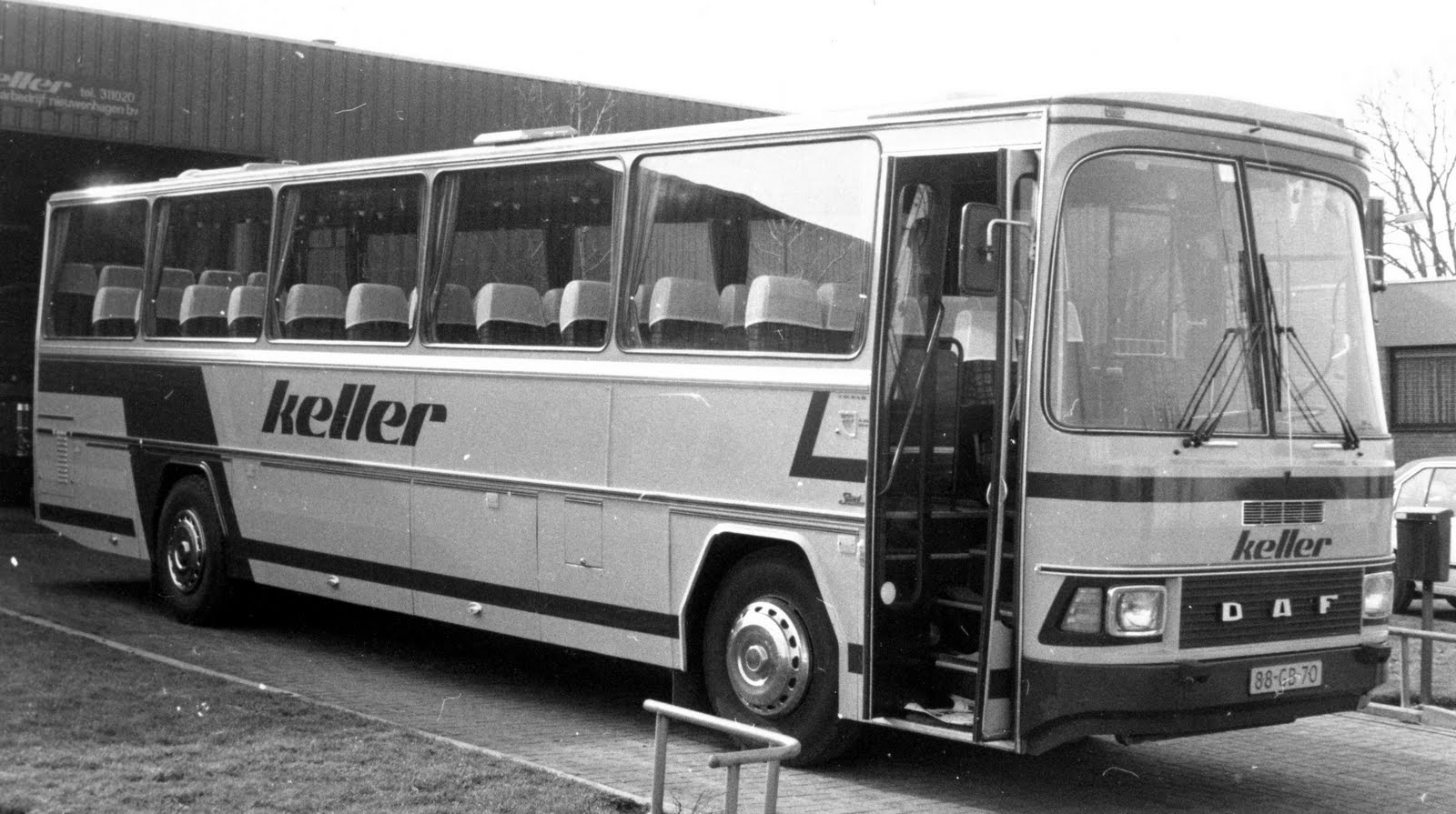 Keller 1979 17 DAF Smit Joure
