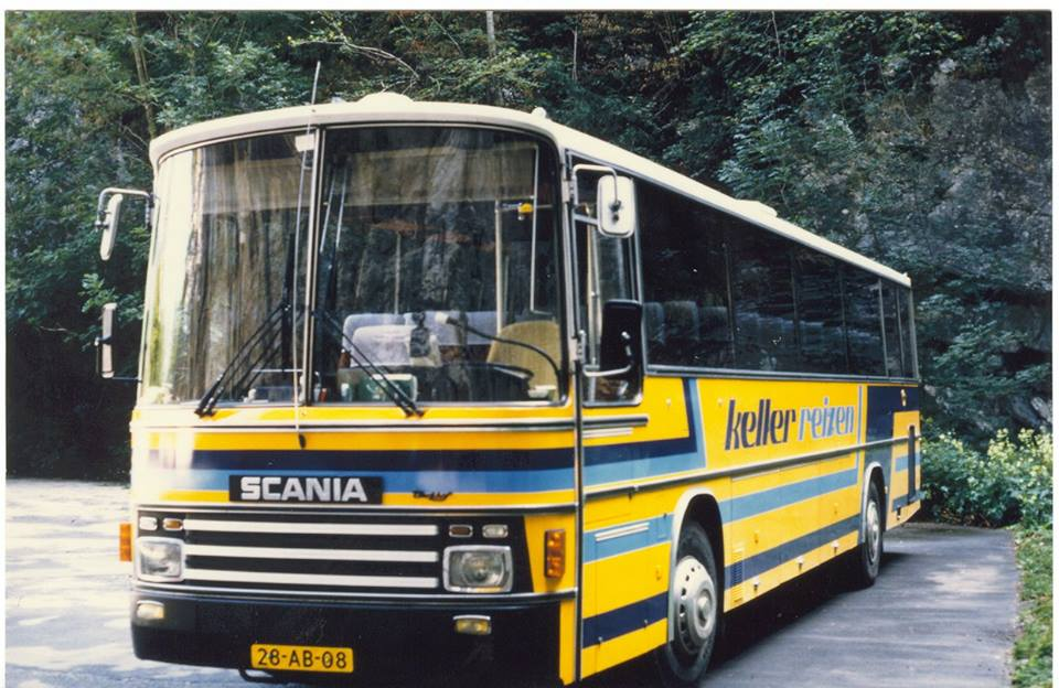 Scania Archief Peter Balter.