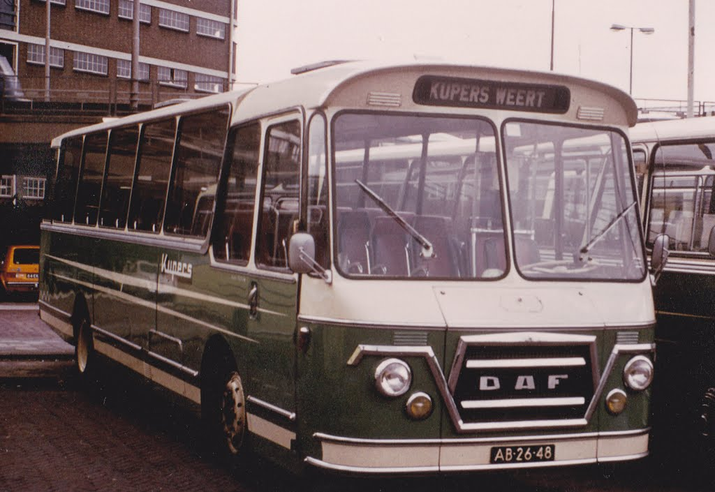 44 Daf TB Kusters. in    eindhoven