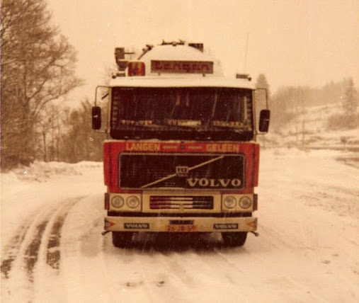 Volvo F 10 in Noorwegen