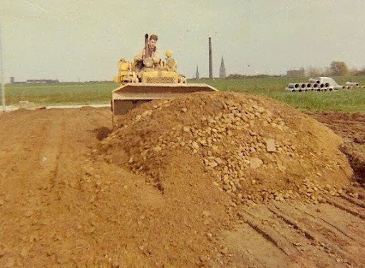 1964 Gerrit op de shovel BTD International  jpg
