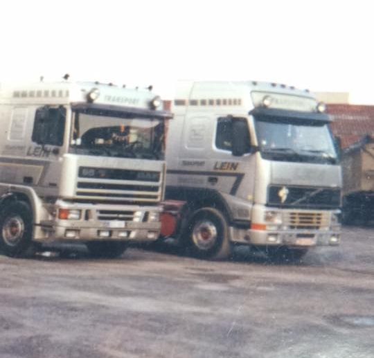 DAF Volvo Maikel Vanoosthuyse archief