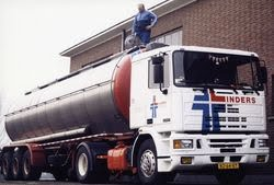 1987 Daf 95 Chauffeur Willy Bull.