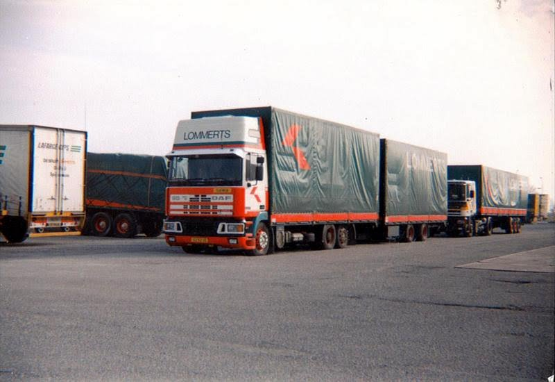 Daf Top Sleeper.