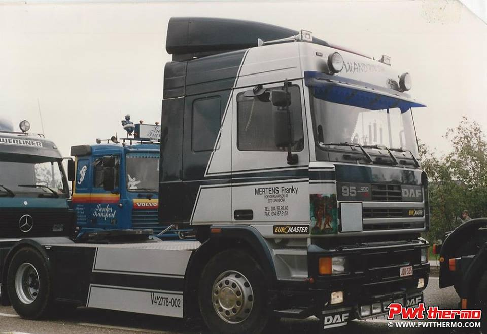 DAF.95 Peter Wouters archief