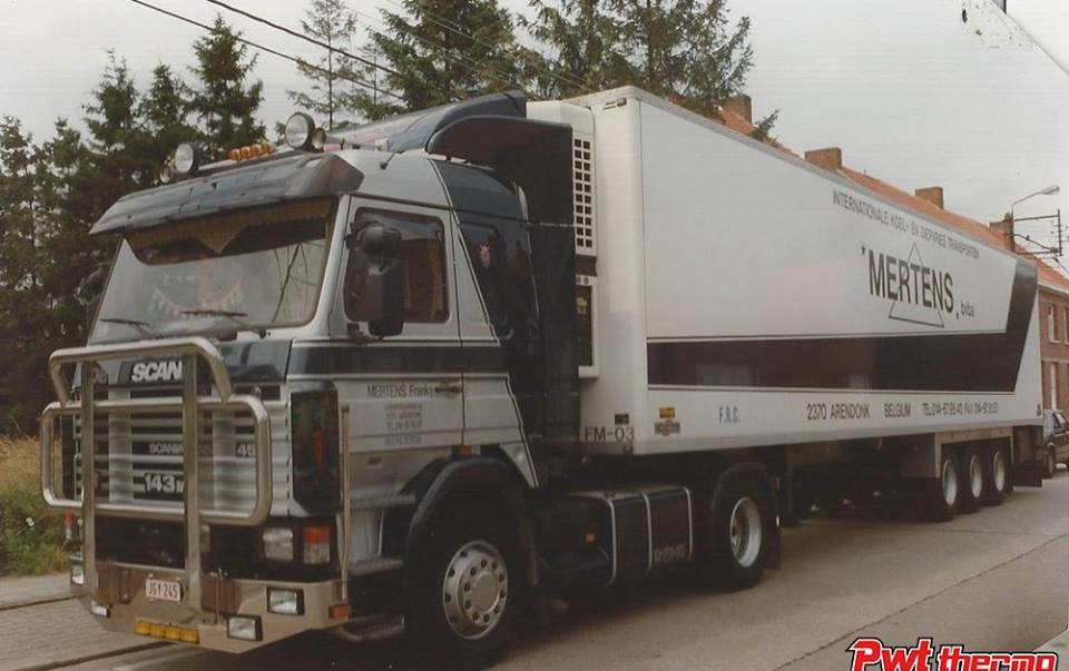 Scania Peter Wouters.
