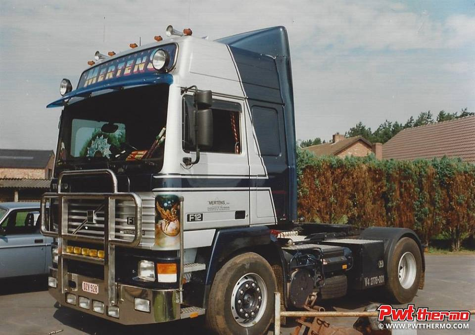 Volvo F 12  Peter Wouters archief