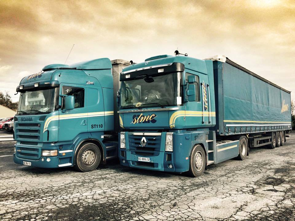 Scania  Renault