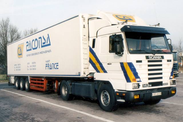 Scania 143 M (France)