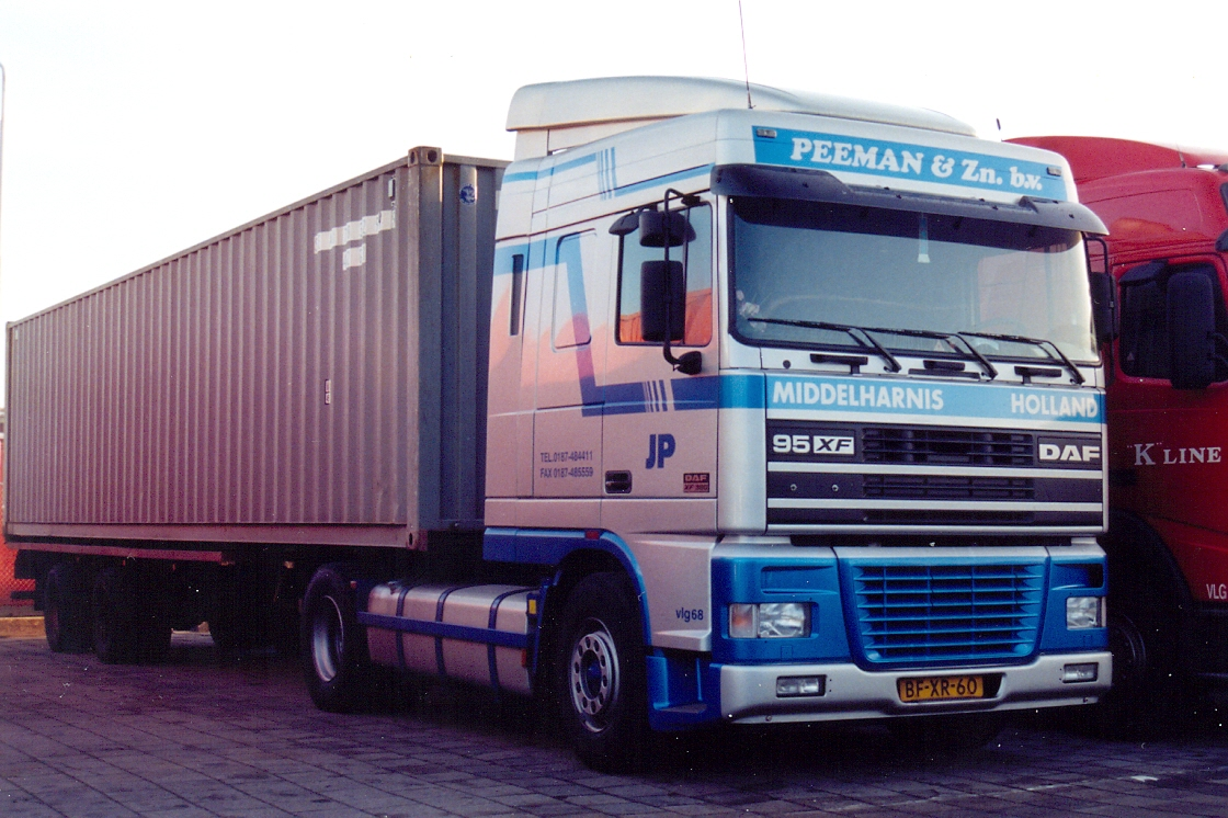 DAF 95XF-380 Spacecap BF-XR-60