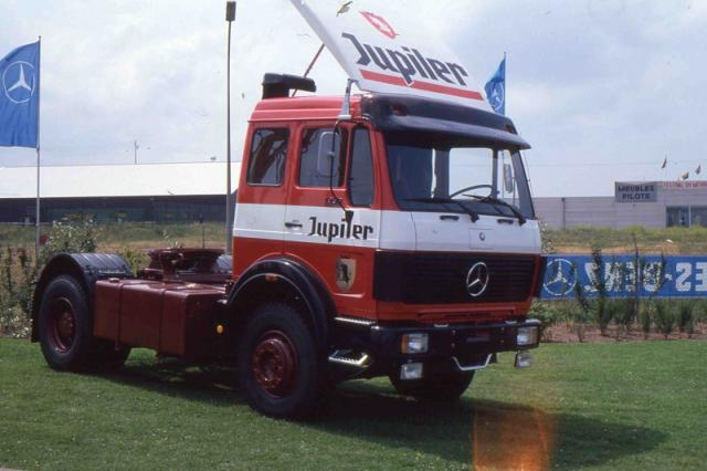 MB Actros SK