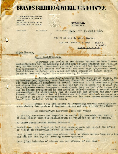 1947 contract