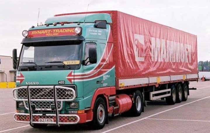 Volvo FH 16_