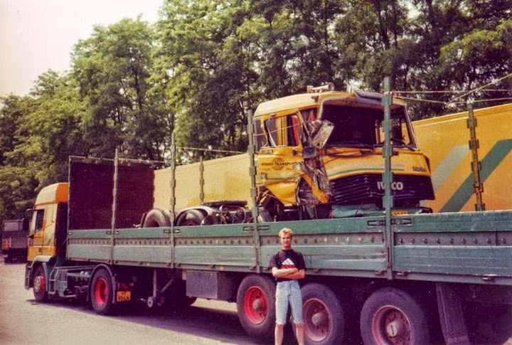 Foutje met Iveco_