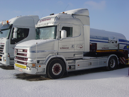 Scania T500 2