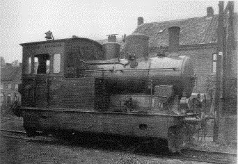 85 4-6-1933 loc nr 33 in Roermond