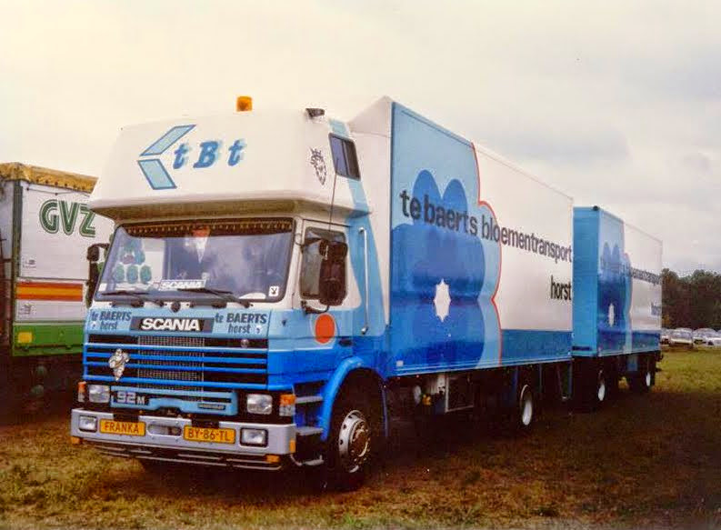 Scania Top sleeper