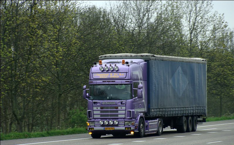Patrick Kroon archief Scania