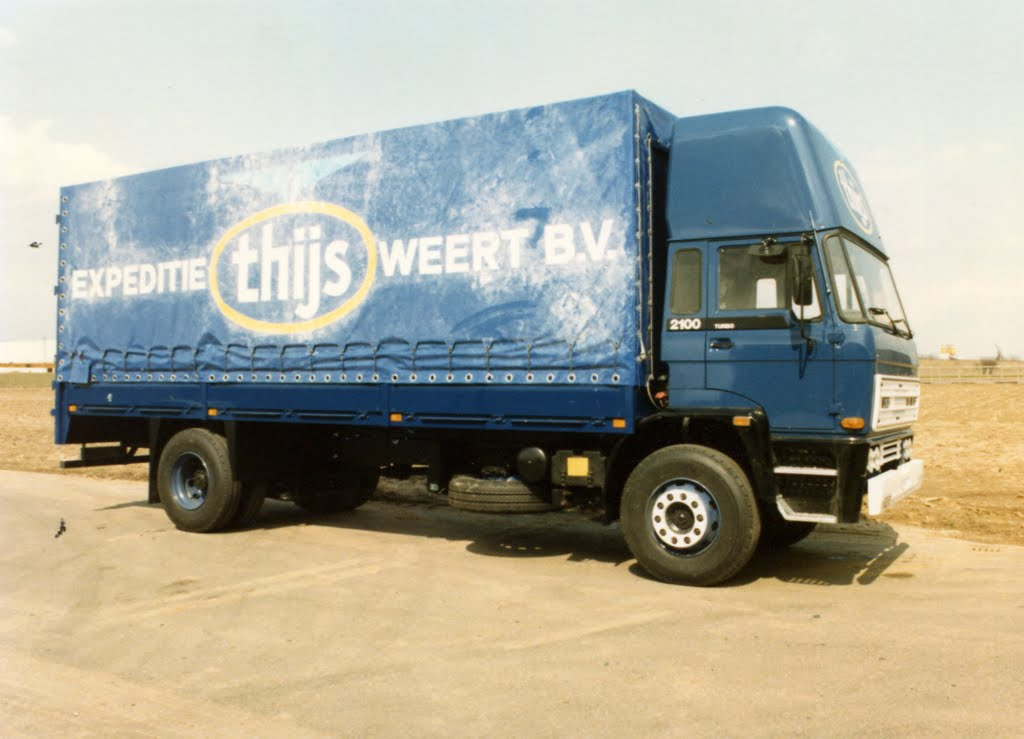 Daf Top sleeper