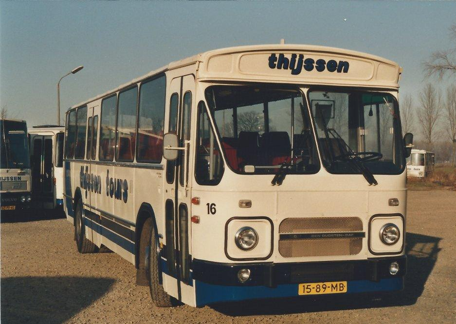 16  DAF - DO (76), Geulle, 14-12-91