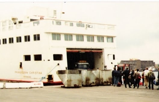 Ferry boot