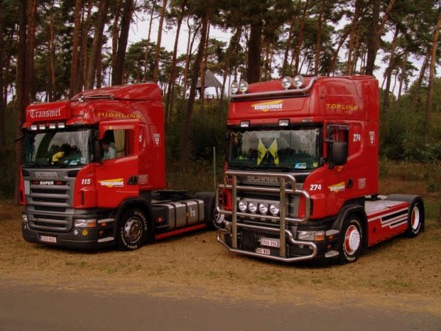 Hightline    Topline Scania