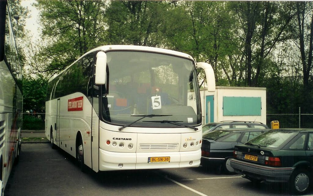 Travel Relax 2002 BL-SN-38  2