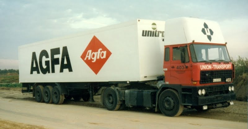 DAF FT2800 Union Transport  Aachen_
