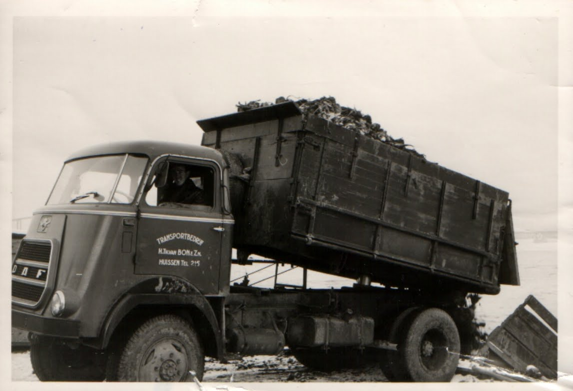 DAF 1600 TN8882 1962 I foto genomen1969 April