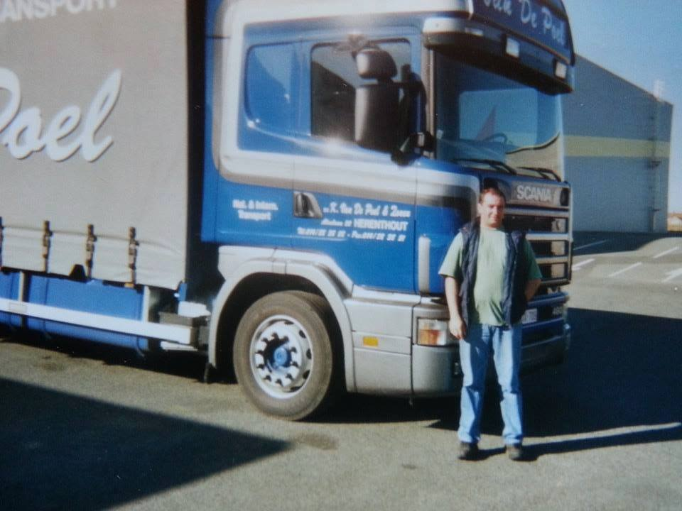Scania Jan Ooms archief