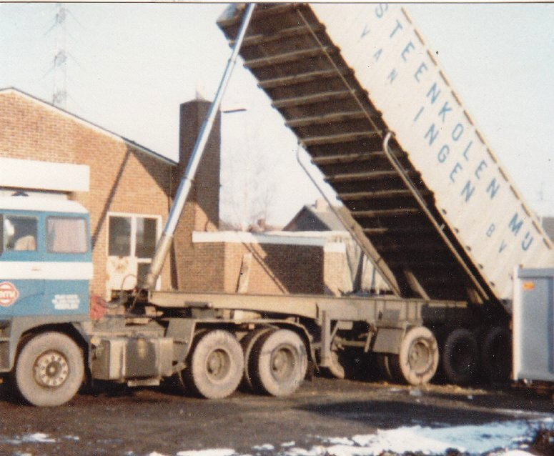 steen kolen transport