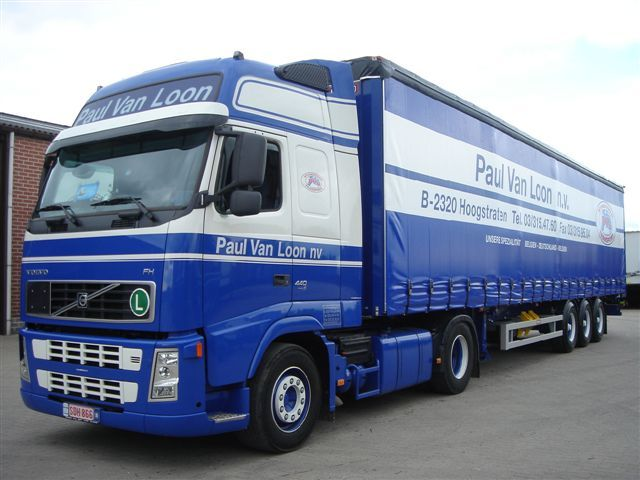 Volvo FH 5