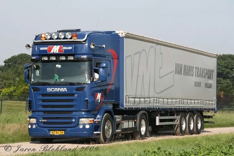 Scania archief Robert