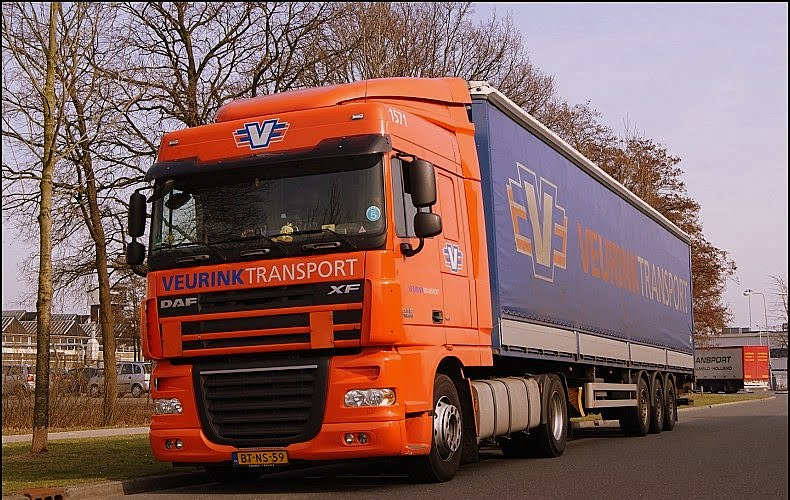 DAF XF Corrine Kroon