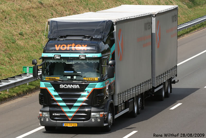Rene Withof Scania R 360