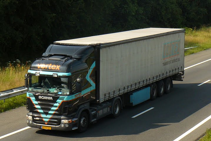 Scania Marco Daling Archief